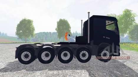 Volvo FH10x4 für Farming Simulator 2015