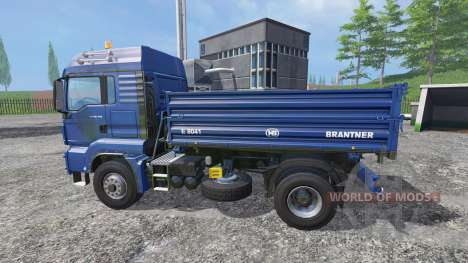 MAN TGS 18.440 [tipper] pour Farming Simulator 2015