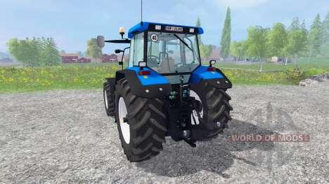 New Holland TM 190 für Farming Simulator 2015