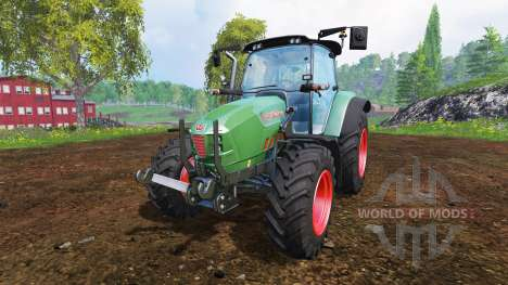Hurlimann XM 130 4Ti v1.0.2.3 für Farming Simulator 2015