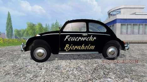 Volkswagen Beetle 1966 [feuerwehr] für Farming Simulator 2015