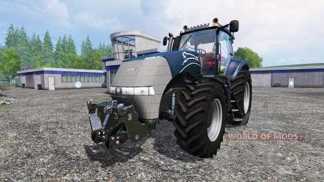 Case IH Magnum CVX 260 [black power] pour Farming Simulator 2015