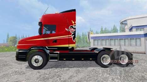 Scania T164 für Farming Simulator 2015