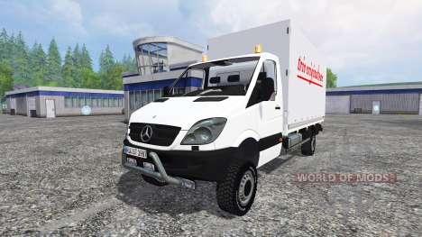 Mercedes-Benz Sprinter v1.1 für Farming Simulator 2015