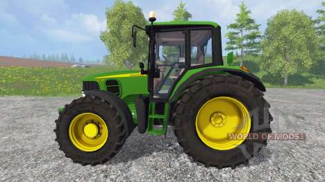 John Deere 6230 für Farming Simulator 2015