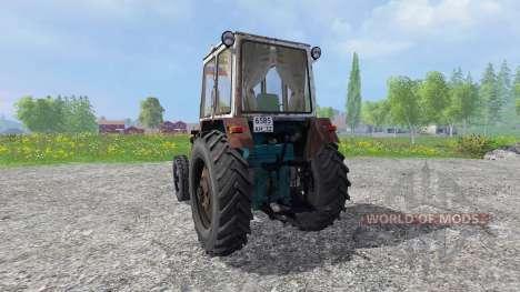UMZ-6 für Farming Simulator 2015