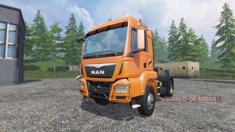MAN TGS 18.440 v2.0 für Farming Simulator 2015