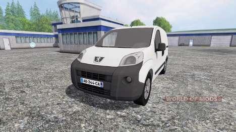 Peugeot Bipper für Farming Simulator 2015