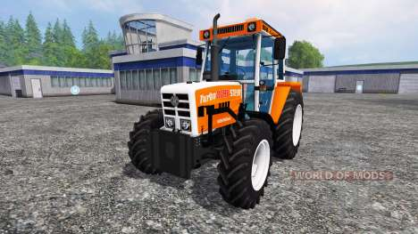 Steyr 8090A Turbo SK2 [municipal and forestry] pour Farming Simulator 2015