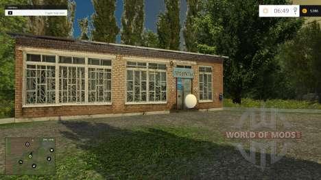 Das Dorf Novotroitsk für Farming Simulator 2015