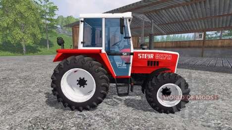 Steyr 8070A SK2 FL pour Farming Simulator 2015