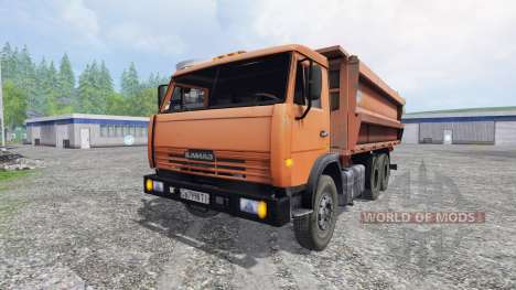 KamAZ 45280 für Farming Simulator 2015