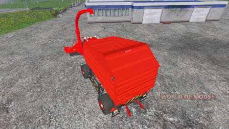 XT 2268 [fronthachsler] für Farming Simulator 2015