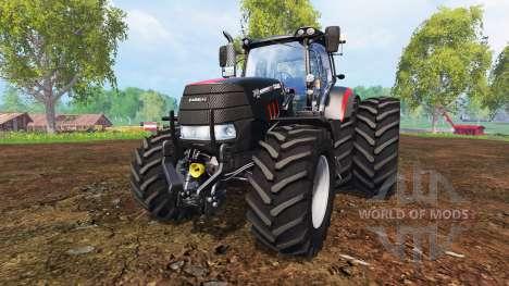 Case IH Puma CVX 240 [Premium] v1.4 pour Farming Simulator 2015