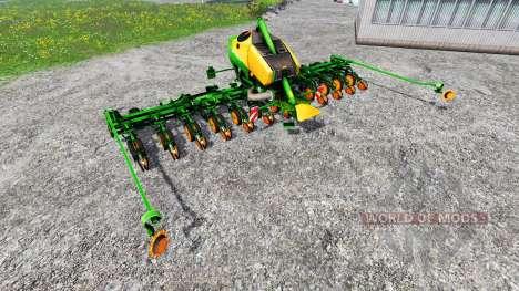 Amazone EDX 9000 für Farming Simulator 2015