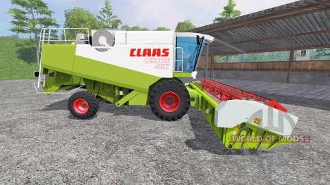 CLAAS Lexion 480 pour Farming Simulator 2015