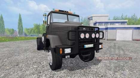 Kraz-5133 pour Farming Simulator 2015