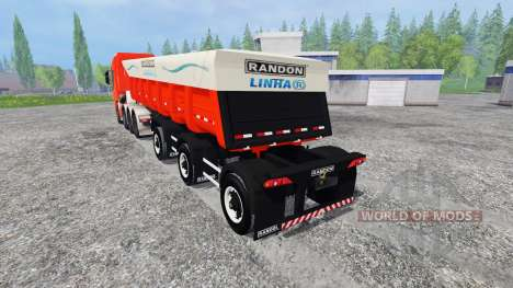 Iveco Stralis 560 für Farming Simulator 2015