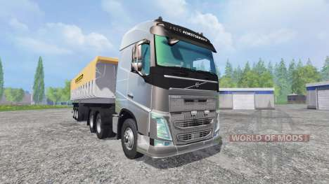 Volvo FH16 2012 [trailer] für Farming Simulator 2015