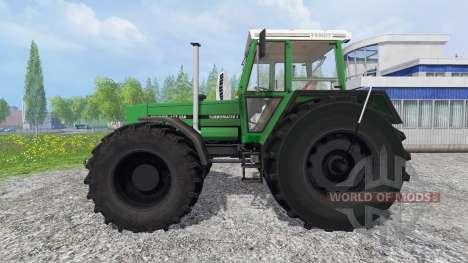 Fendt 612 LSA pour Farming Simulator 2015