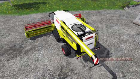 CLAAS Lexion 780TT [multifruit] v3.0 pour Farming Simulator 2015
