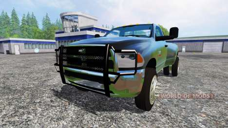 Dodge Ram 3500 [dually] pour Farming Simulator 2015