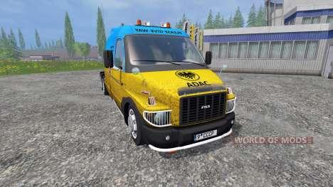 GAZ Ermak pour Farming Simulator 2015