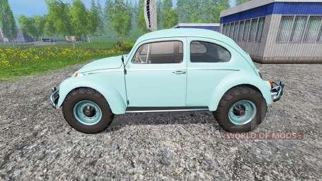 Volkswagen Beetle 1966 v1.2 [buggy] für Farming Simulator 2015