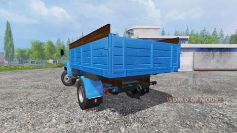 GAZ-53 [pack] für Farming Simulator 2015