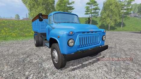 GAZ-53 [pack] v1.1 pour Farming Simulator 2015