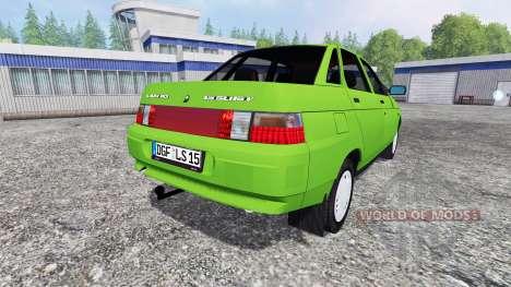 VAZ-2110 (Lada 110) pour Farming Simulator 2015