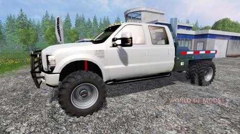 Ford F-350 [dually] pour Farming Simulator 2015