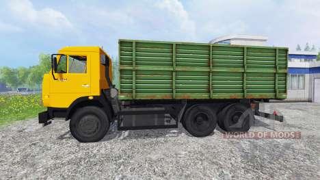 KamAZ-45143 für Farming Simulator 2015