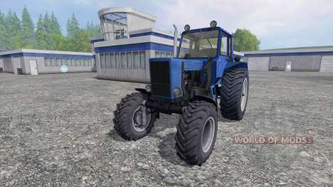 MTZ-82 Turbo v2.0 pour Farming Simulator 2015