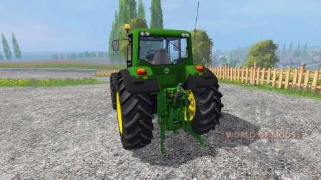 John Deere 7520 pour Farming Simulator 2015