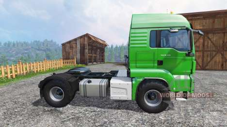 MAN TGS 18.440 [agricultural] pour Farming Simulator 2015