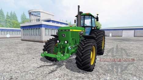 John Deere 4455 4WD für Farming Simulator 2015