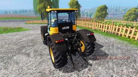 JCB 3220 Fastrac für Farming Simulator 2015