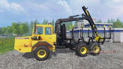 Volvo BM Forwarder pour Farming Simulator 2015