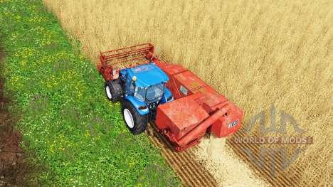 Bizon Z020 für Farming Simulator 2015