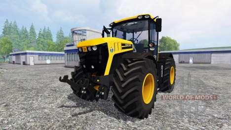 JCB 4220 v1.1 pour Farming Simulator 2015