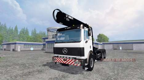 Mercedes-Benz SK [forest] pour Farming Simulator 2015
