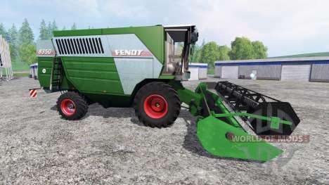 Fendt 8350 pour Farming Simulator 2015