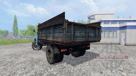 GAZ-53 [waschbar] für Farming Simulator 2015