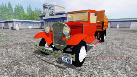 Ford Model AA v2.0 für Farming Simulator 2015
