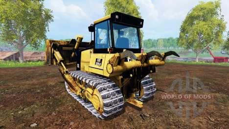 Caterpillar D6 für Farming Simulator 2015