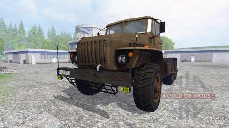 Ural-4320 [Traktor] für Farming Simulator 2015