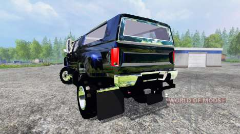 Ford F-650 pour Farming Simulator 2015