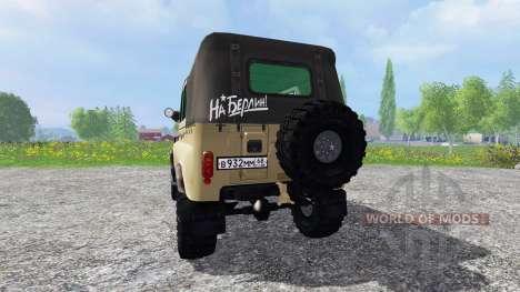 UAZ-B für Farming Simulator 2015