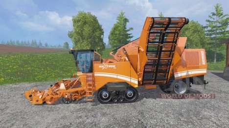 Grimme Maxtron 620 v2.0 pour Farming Simulator 2015